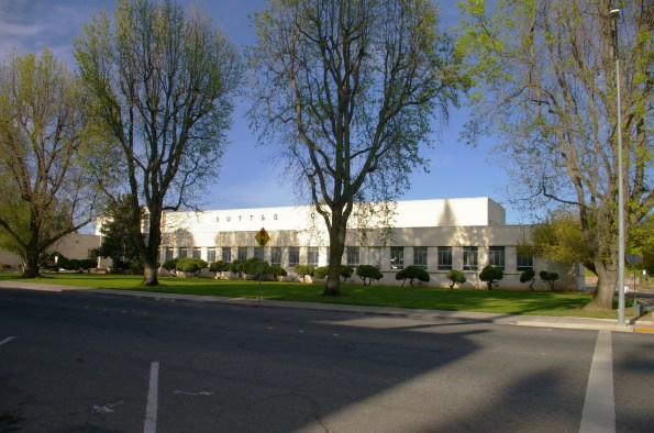 Sutter County Jail
