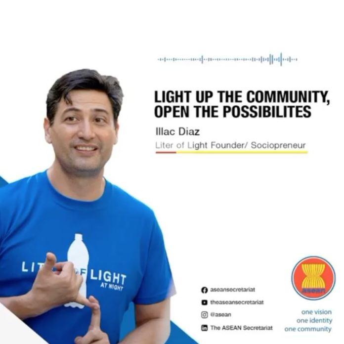 Illac Diaz ASEAN champion