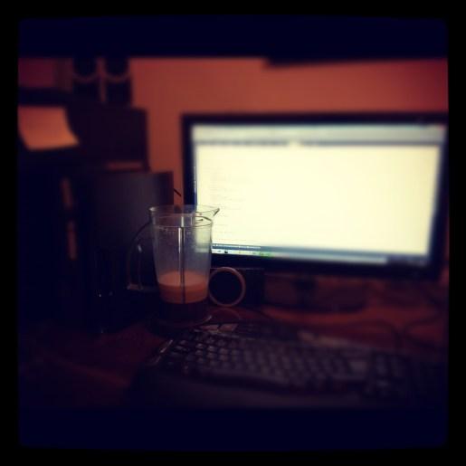 اهميت قهوه تو برنامه نويسي :)