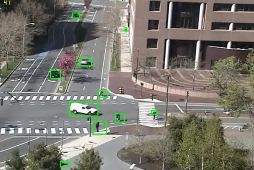 Traffic detection result