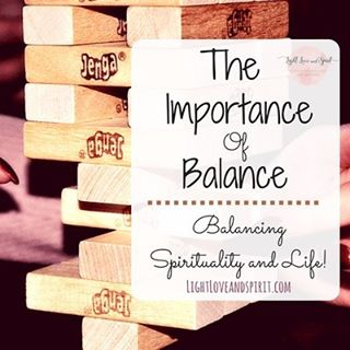 Life is like a balancing act and can sometimes feelhellip
