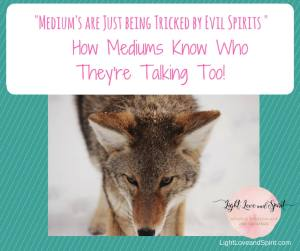 Are Psychic Medium's being Tricked_
