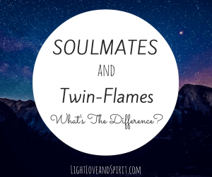 Soulmates And Twin-Flames, What's The Difference?