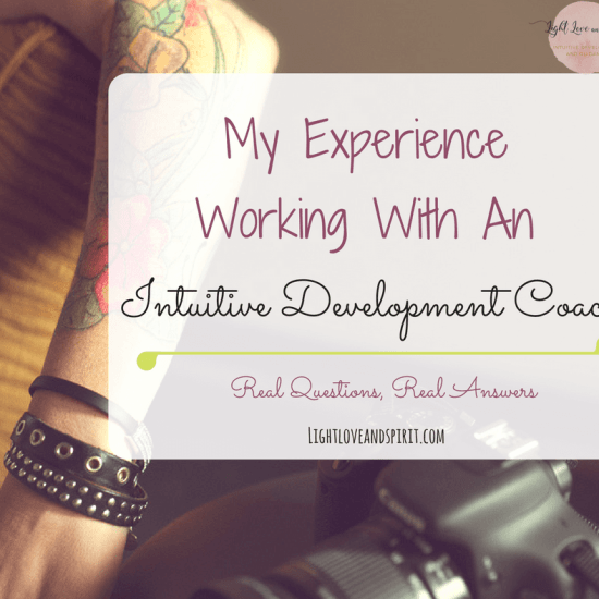 My Experience Working With A Coach. Interview with Priscilla – The Everyday Medium.