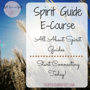 Spirit Guide E-Course