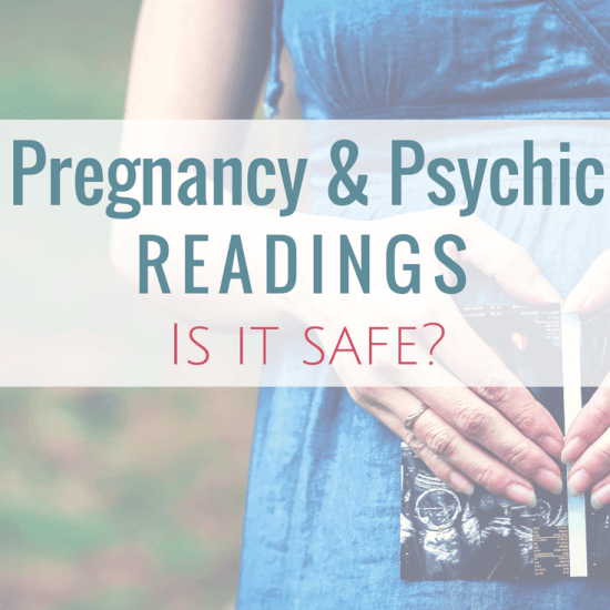 Should You Give Psychic Readings While Pregnant?