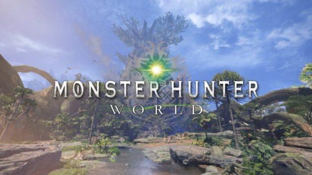 Monster Hunter World Capcom E3 2017 coop