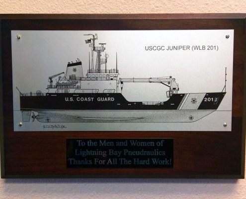 USCGC JUNIPER AWARD