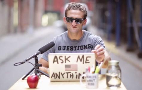 Casey Neistat restarts video blog