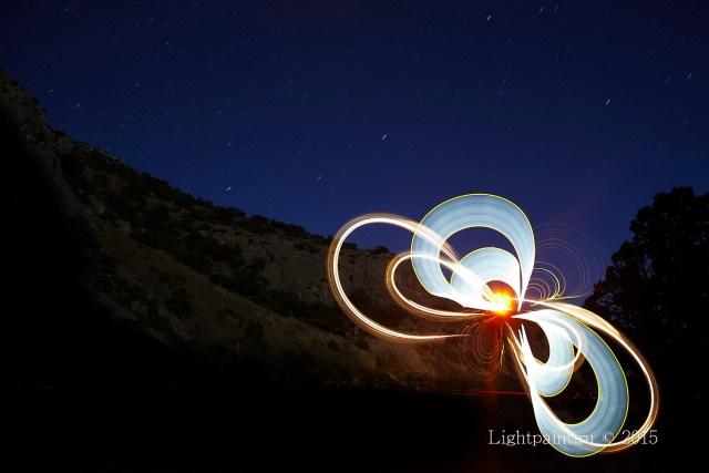 Фризлайт картина - Angular momentum - Момент импульса