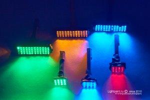 Фонарики для фризлайта (light painting tool)