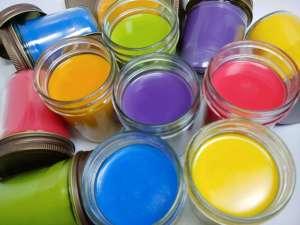 Six Color Twelve Candles