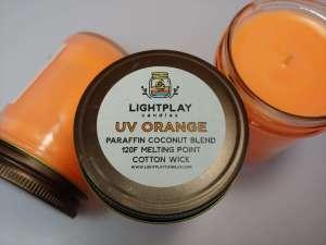 Paraffin Wicked UV Orange - Top