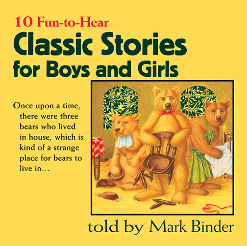 Classic Stories for Boys and Girls (audio)