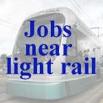 Jobs near Phoenix light rail