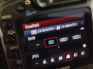 intellingen kwaliteit camera