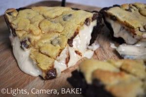 Extreme Salted Caramel Cheesecake Stuffed Cookie Pie – Cookie Pie Week