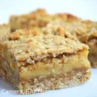 Buttery Caramel Oat Slice (Video)