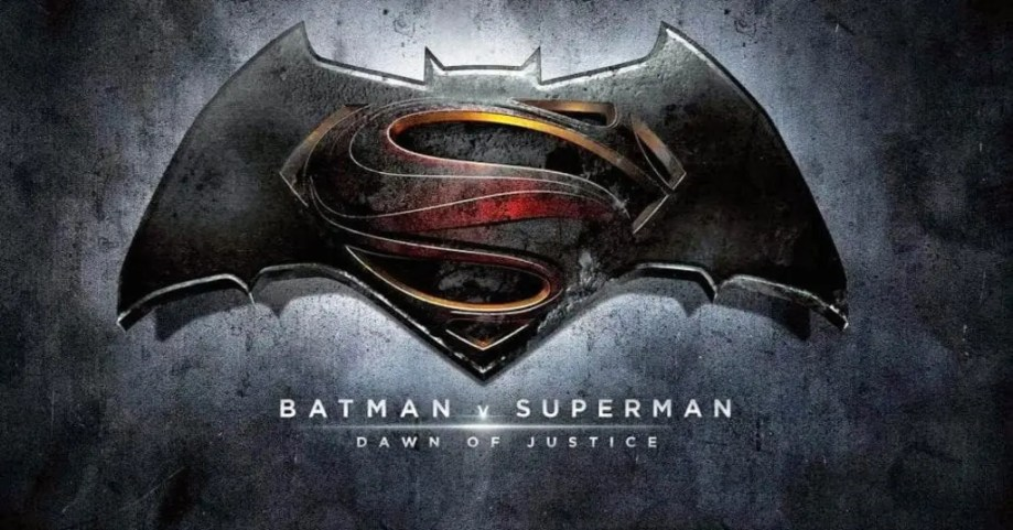 Batman vs Superman: Dawn of Justice Movie Poster for the film talk on Lights Camera BAKE!. Read my review/chat about the movie and share your thoughts as well. #batmanvssuperman #justiceleague
