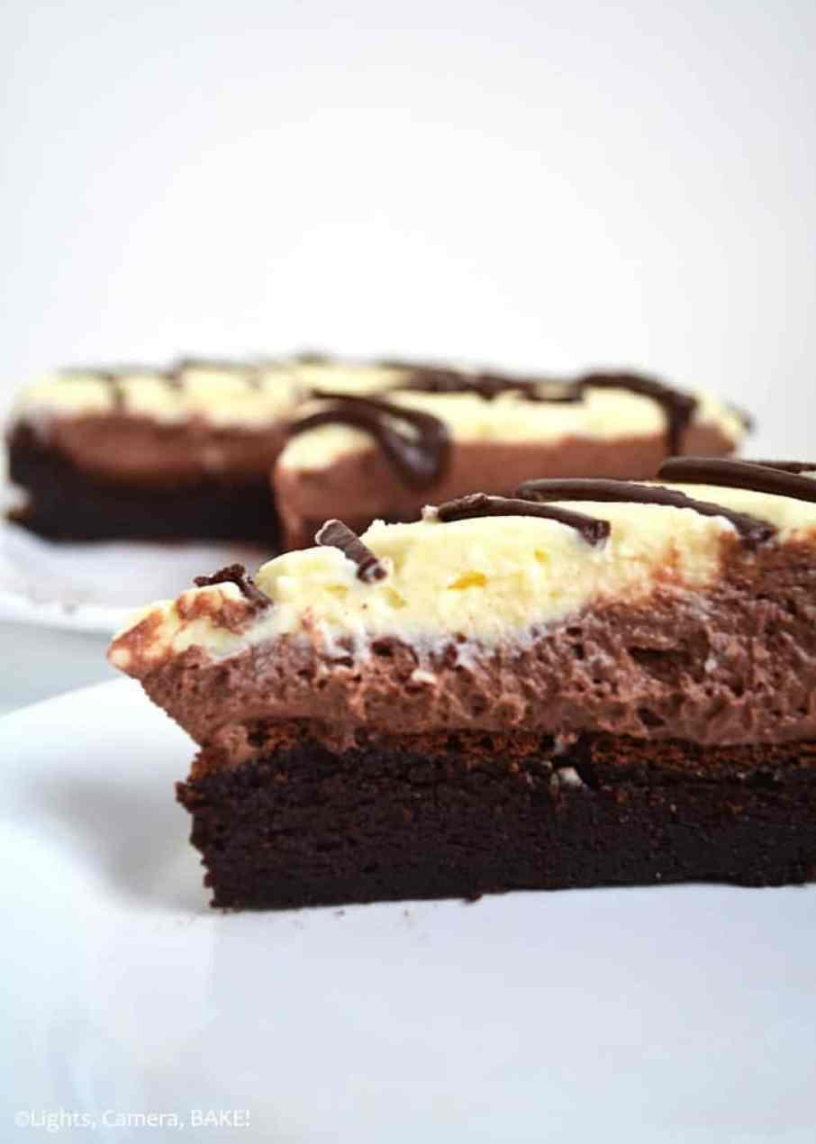 Flourless Chocolate Mousse