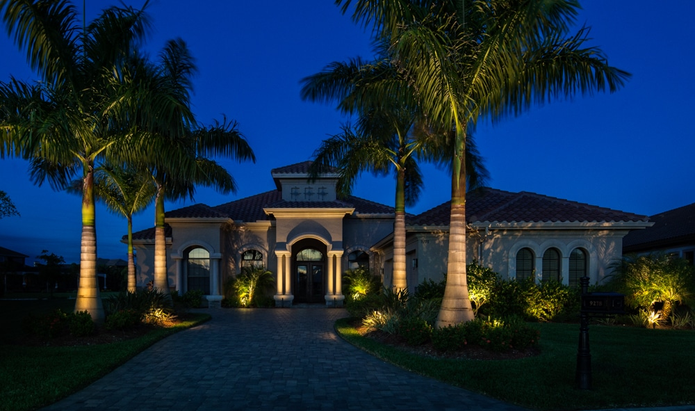 outdoor lighting lightscapes