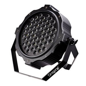 DragonX LED UV Blacklight 54X3W Review