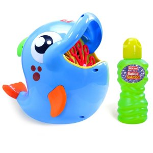 Kidzlane Bubble Blower for Kids Review