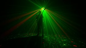 Strobe and Laser Effects