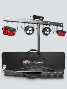 Chauvet DJ GigBAR 2 Review