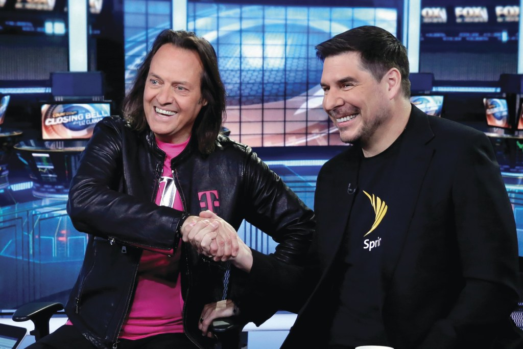 T-Mobile Doing Better Than Expected At Sprint Trial