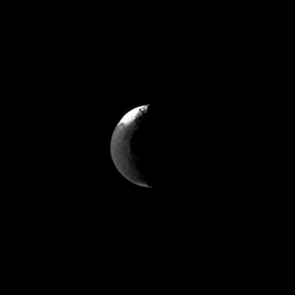 Two-Faced Iapetus