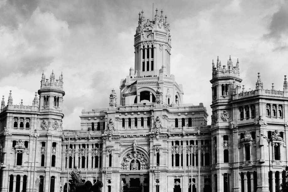 Palacio de Cibeles I