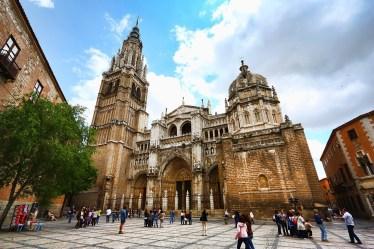View from Plaza del Ayuntamiento.