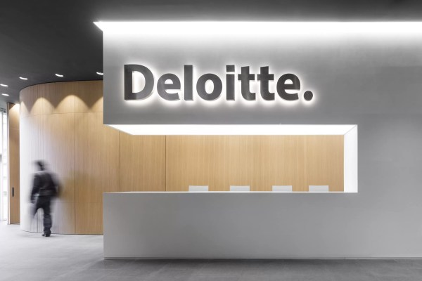Deloitte's offices, Lisbon, Portugal