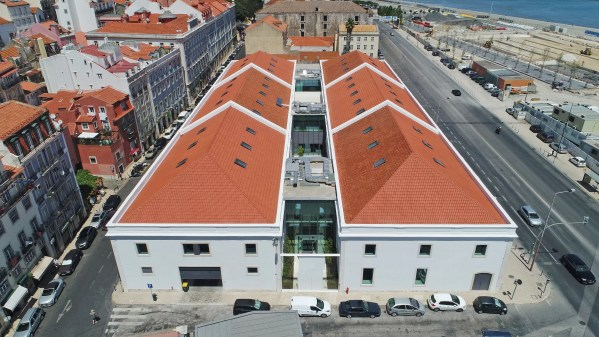 Abreu Advogados – New office at Lisbon.