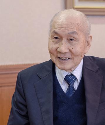 Prof. Yoshitaka Kimura received the Order of the Sacred Treasure