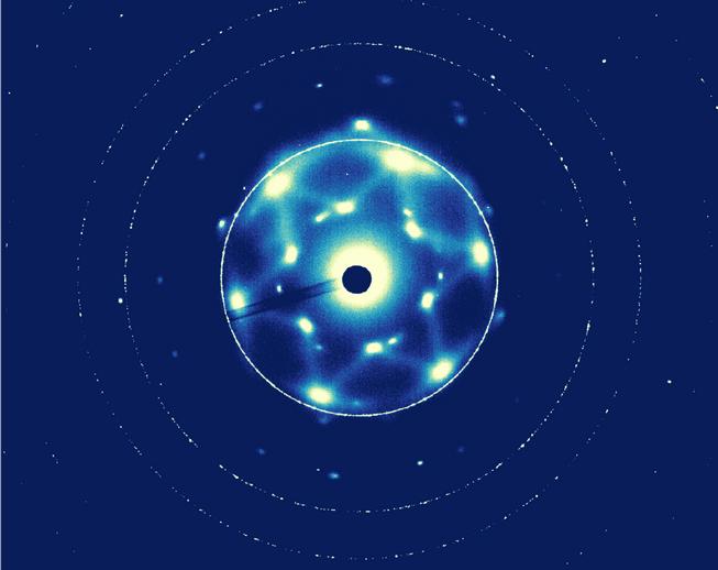 Diamond Long duration beamline gets a gold star