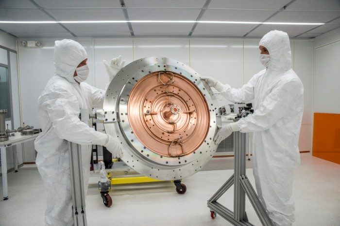 Berkeley Lab delivers injector that will drive X-Ray laser upgrade