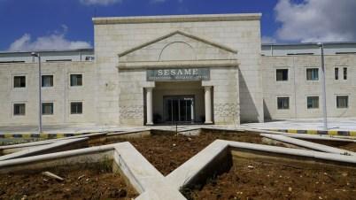 SESAME synchrotron in Jordan. (Credit: SESAME)