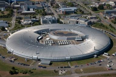 Diamond Light Source, UK's facility for synchrotron science. (Credit: Diamond Light Source)