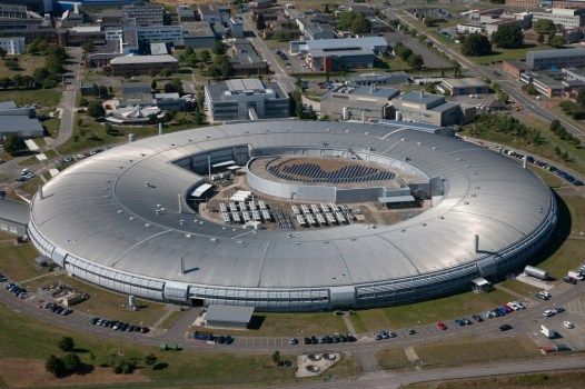 Diamond Light Source, UK's facility for synchrotron science. (Credit: Diamond Light Source)
