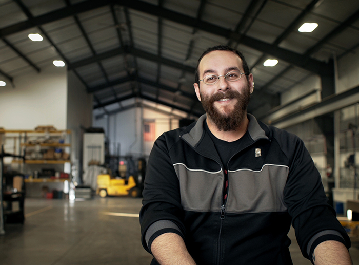 The machinist: A maker finds his calling in upstate New York