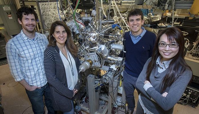 Spin-momentum locking in cuprate high-temperature superconductors