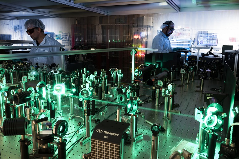 Day of Light: 60th anniversary of the laser