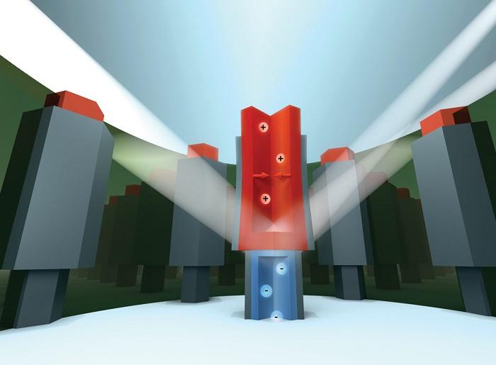 X-ray beams help seeing inside future nanoscale electronics
