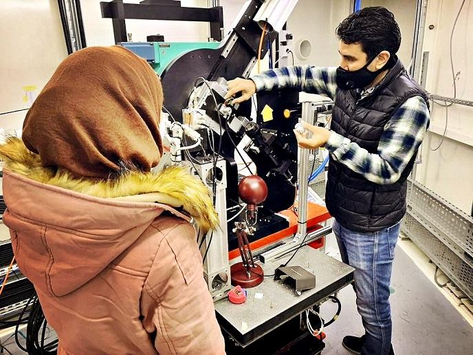 SESAME's Materials Science beamline starts full user operation
