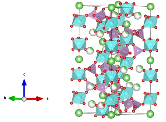 Probing the Structure of a Promising NASICON Material