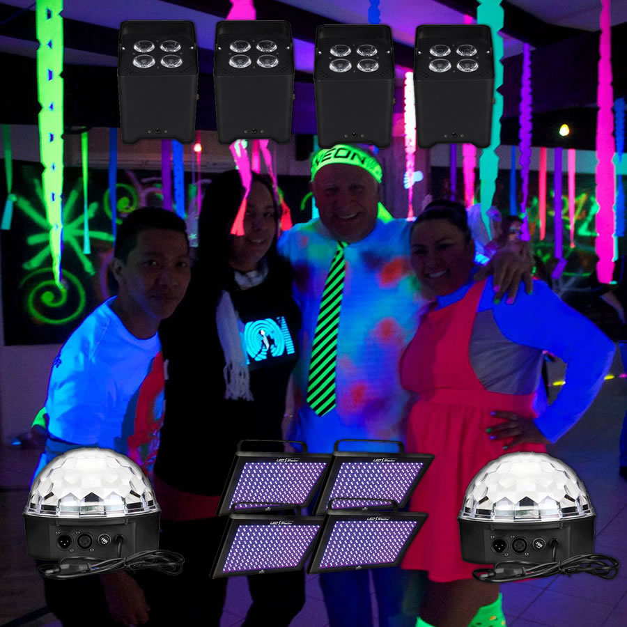 party lighting hire sydney from lights