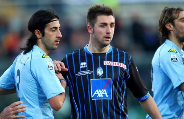 Atalanta Albinolffe Christmas Match del 2010