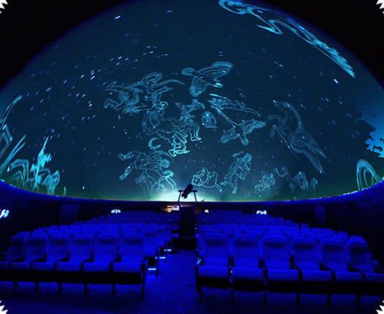 Sky Theatre Jawaharlal Nehru Planetarium, Banglore, India